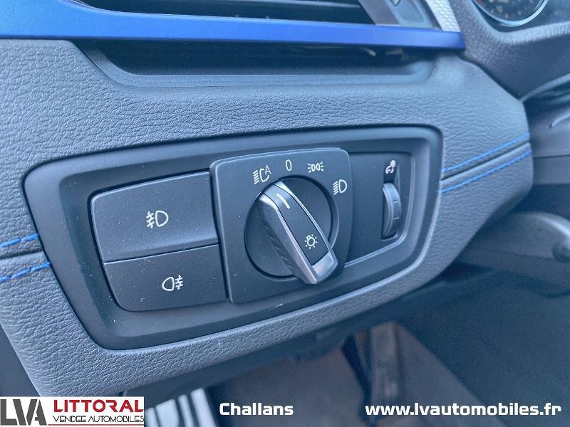 Photo 18 de l'offre de BMW X2 sDrive18dA 150ch M Sport X Euro6d-T à 35990€ chez Littoral Vendée Automobiles Challans