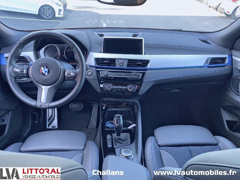 Photo 4 de l'offre de BMW X2 sDrive18dA 150ch M Sport X Euro6d-T à 35990€ chez Littoral Vendée Automobiles Challans