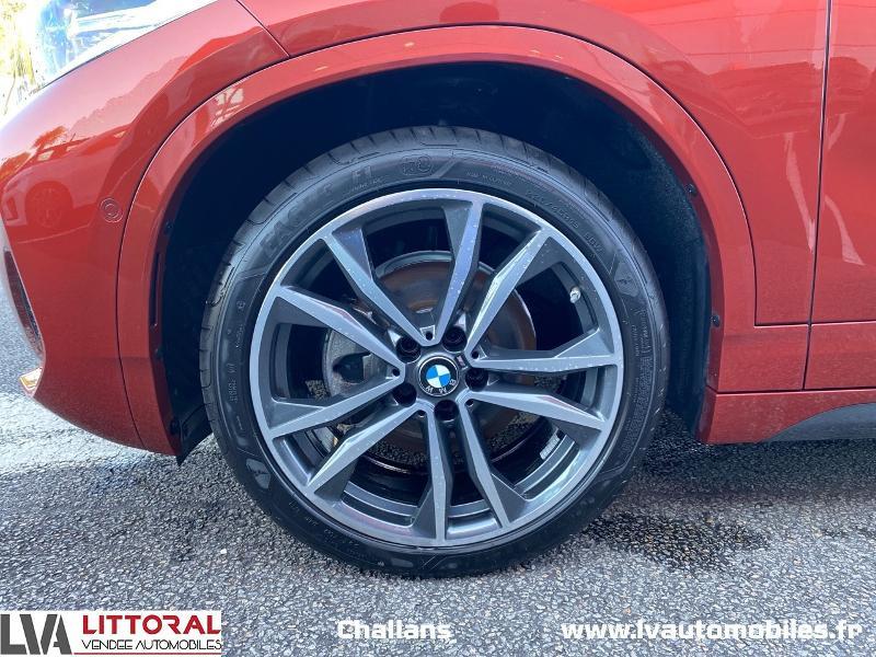 Photo 14 de l'offre de BMW X2 sDrive18dA 150ch M Sport X Euro6d-T à 35990€ chez Littoral Vendée Automobiles Challans