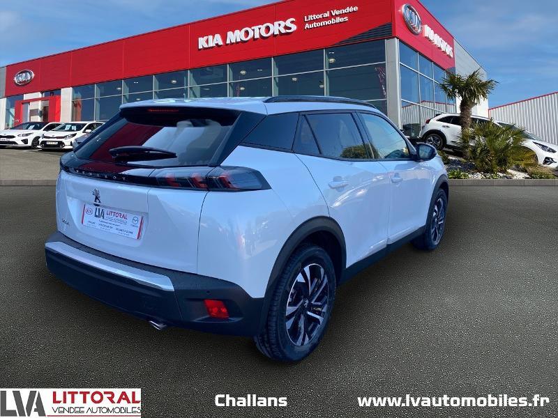 Photo 2 de l'offre de PEUGEOT 2008 1.5 BlueHDi 130ch S&S Allure Pack EAT8 à 28990€ chez Littoral Vendée Automobiles Challans