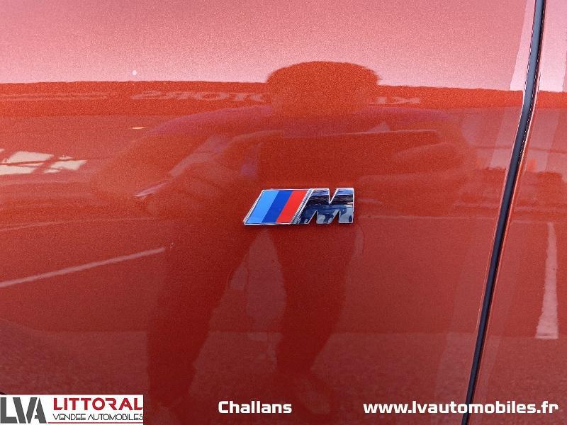 Photo 15 de l'offre de BMW X2 sDrive18dA 150ch M Sport X Euro6d-T à 35990€ chez Littoral Vendée Automobiles Challans