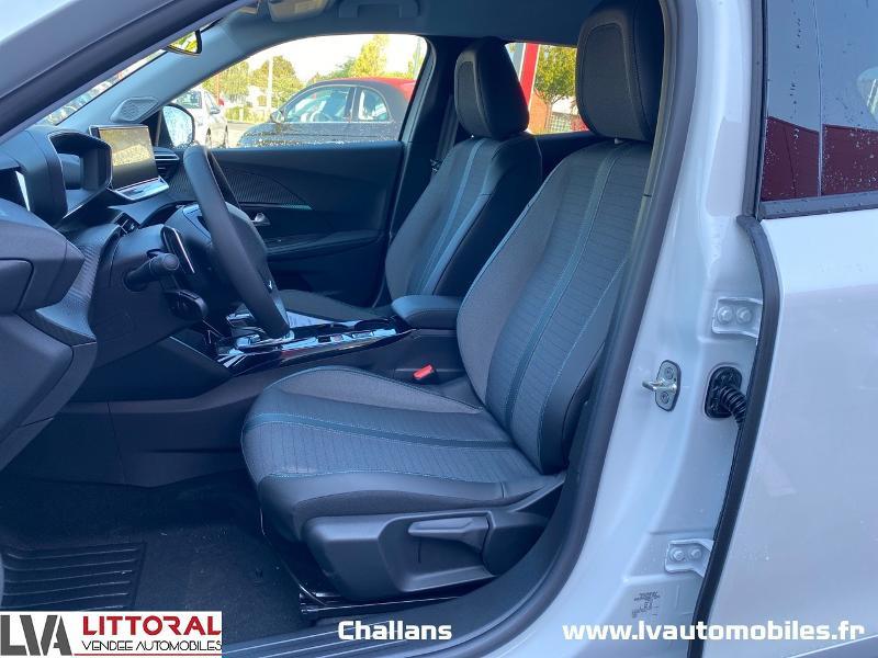 Photo 5 de l'offre de PEUGEOT 2008 1.5 BlueHDi 130ch S&S Allure Pack EAT8 à 28990€ chez Littoral Vendée Automobiles Challans