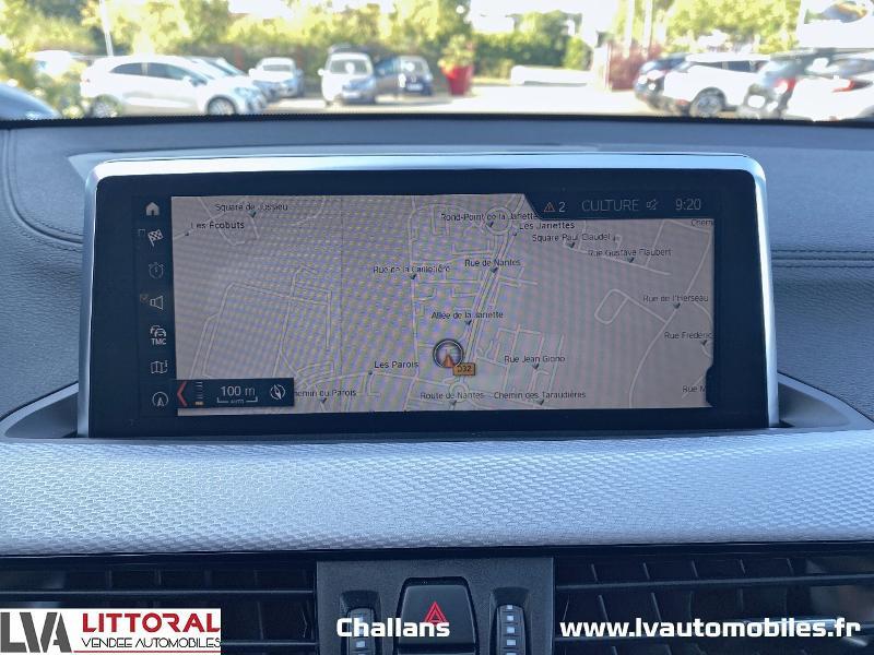 Photo 10 de l'offre de BMW X2 sDrive18dA 150ch M Sport X Euro6d-T à 35990€ chez Littoral Vendée Automobiles Challans