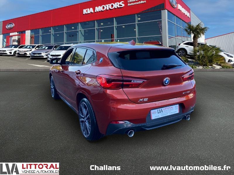 Photo 3 de l'offre de BMW X2 sDrive18dA 150ch M Sport X Euro6d-T à 35990€ chez Littoral Vendée Automobiles Challans