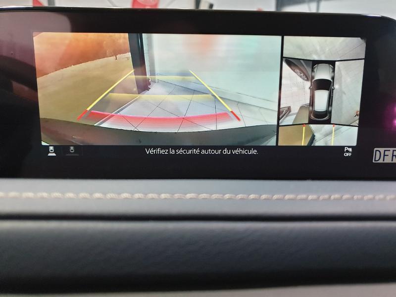 Photo 6 de l'offre de MAZDA CX-30 1.8 Skyactiv-D 116ch Sportline BVA 2020 à 32990€ chez Littoral Vendée Automobiles Mouilleron Le Captif