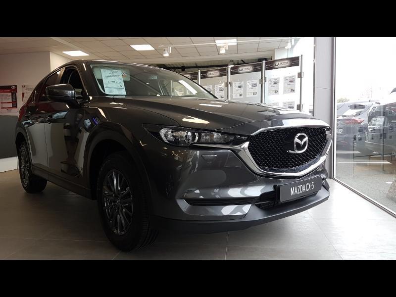 Mazda CX-5 2.0 SKYACTIV-G 165 Dynamique 4x2 BVA Euro6d-T Essence MACHINE GRAY Neuf à vendre