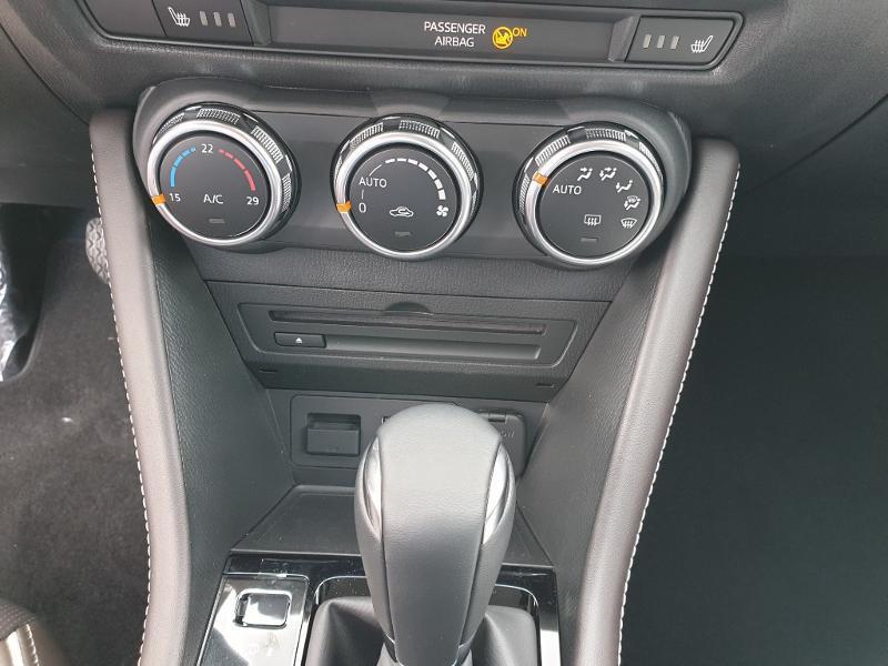 Photo 8 de l'offre de MAZDA CX-3 2.0 SKYACTIV-G 121ch Exclusive Edition BVA Euro6d-T à 26700€ chez Littoral Vendée Automobiles Mouilleron Le Captif