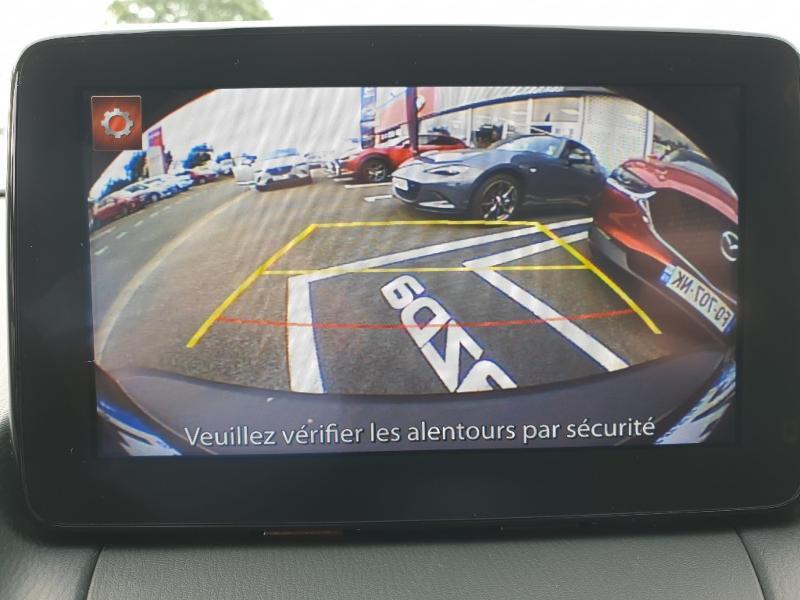 Photo 7 de l'offre de MAZDA CX-3 2.0 SKYACTIV-G 121ch Exclusive Edition BVA Euro6d-T à 26700€ chez Littoral Vendée Automobiles Mouilleron Le Captif