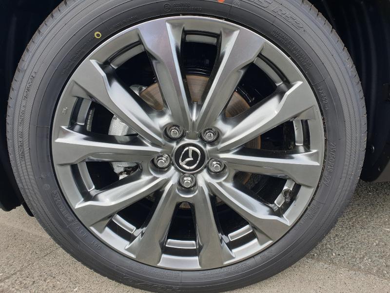 Photo 2 de l'offre de MAZDA CX-3 2.0 SKYACTIV-G 121ch Exclusive Edition BVA Euro6d-T à 26700€ chez Littoral Vendée Automobiles Mouilleron Le Captif
