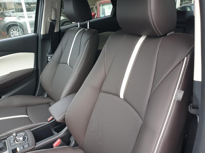 Photo 3 de l'offre de MAZDA CX-3 2.0 SKYACTIV-G 121ch Exclusive Edition BVA Euro6d-T à 26700€ chez Littoral Vendée Automobiles Mouilleron Le Captif