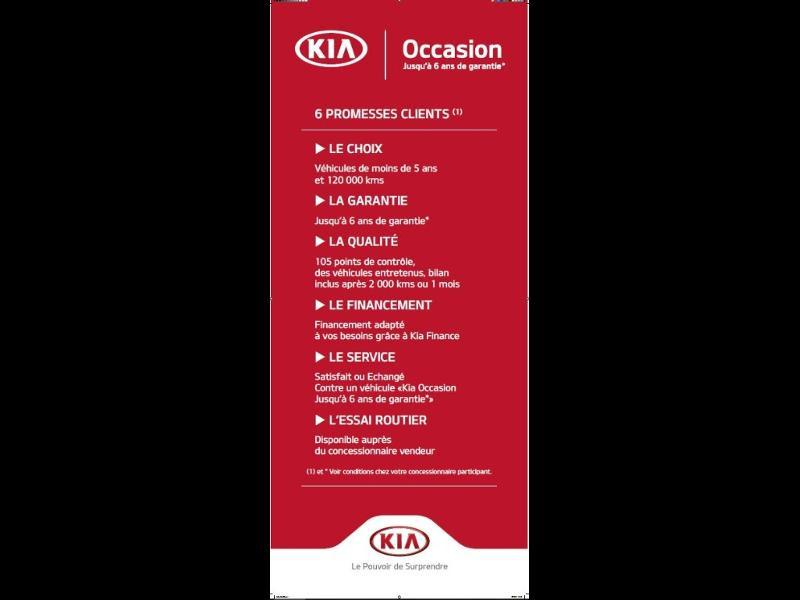 Photo 2 de l'offre de KIA e-Niro e-Design 204ch à 29990€ chez Littoral Vendée Automobiles Mouilleron Le Captif