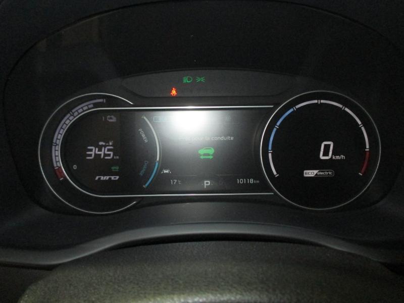 Photo 10 de l'offre de KIA e-Niro e-Design 204ch à 29990€ chez Littoral Vendée Automobiles Mouilleron Le Captif
