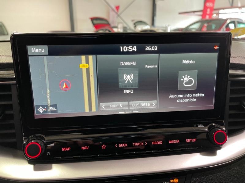 Photo 10 de l'offre de KIA ProCeed 1.6 CRDI 136ch GT Line Premium DCT7 à 27990€ chez Littoral Vendée Automobiles Mouilleron Le Captif