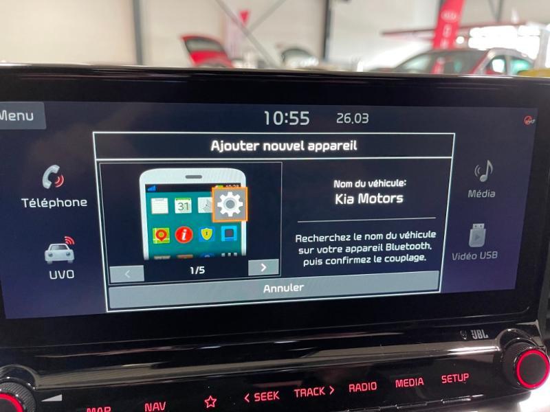 Photo 12 de l'offre de KIA ProCeed 1.6 CRDI 136ch GT Line Premium DCT7 à 27990€ chez Littoral Vendée Automobiles Mouilleron Le Captif