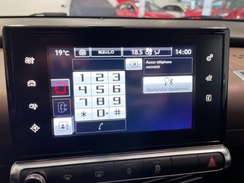 Photo 6 de l'offre de CITROEN C4 Cactus BlueHDi 100 Shine à 9990€ chez Littoral Vendée Automobiles Mouilleron Le Captif