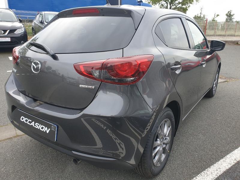 Photo 9 de l'offre de MAZDA Mazda 2 1.5 SKYACTIV-G M-Hybrid 90ch Elégance à 15990€ chez Littoral Vendée Automobiles Mouilleron Le Captif