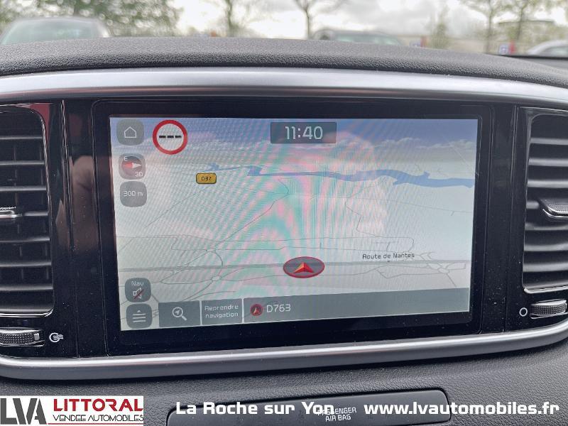 Photo 10 de l'offre de KIA Sportage 1.6 CRDi 136ch MHEV GT Line 4x2 DCT7 à 30990€ chez Littoral Vendée Automobiles Mouilleron Le Captif