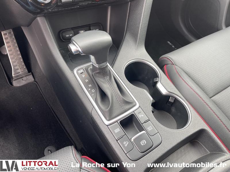 Photo 7 de l'offre de KIA Sportage 1.6 CRDi 136ch MHEV GT Line 4x2 DCT7 à 30990€ chez Littoral Vendée Automobiles Mouilleron Le Captif