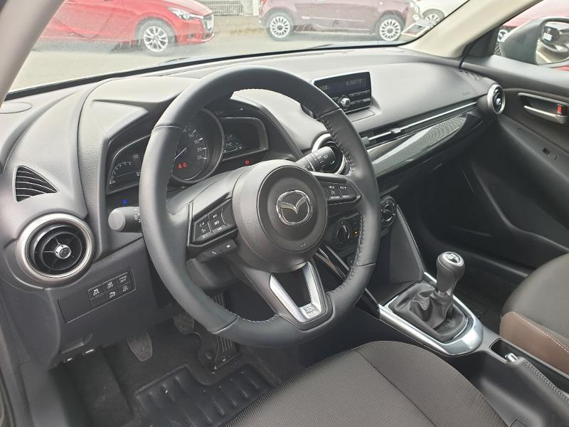 Photo 3 de l'offre de MAZDA Mazda 2 1.5 SKYACTIV-G M-Hybrid 90ch Elégance à 15990€ chez Littoral Vendée Automobiles Mouilleron Le Captif