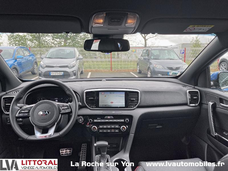 Photo 11 de l'offre de KIA Sportage 1.6 CRDi 136ch MHEV GT Line 4x2 DCT7 à 30990€ chez Littoral Vendée Automobiles Mouilleron Le Captif