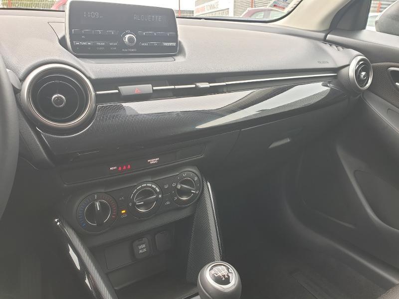 Photo 8 de l'offre de MAZDA Mazda 2 1.5 SKYACTIV-G M-Hybrid 90ch Elégance à 15990€ chez Littoral Vendée Automobiles Mouilleron Le Captif