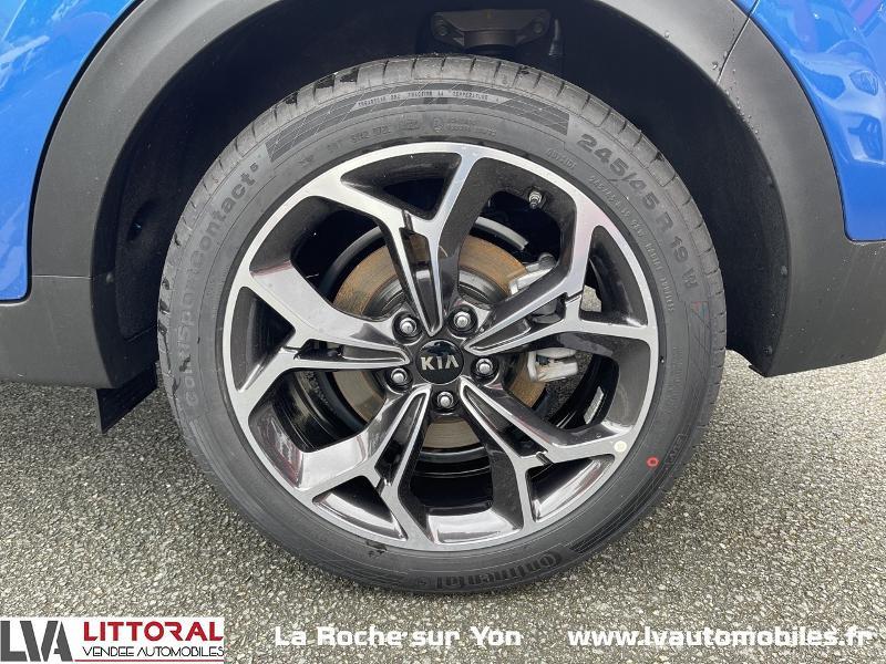 Photo 14 de l'offre de KIA Sportage 1.6 CRDi 136ch MHEV GT Line 4x2 DCT7 à 30990€ chez Littoral Vendée Automobiles Mouilleron Le Captif