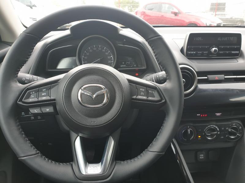 Photo 7 de l'offre de MAZDA Mazda 2 1.5 SKYACTIV-G M-Hybrid 90ch Elégance à 15990€ chez Littoral Vendée Automobiles Mouilleron Le Captif