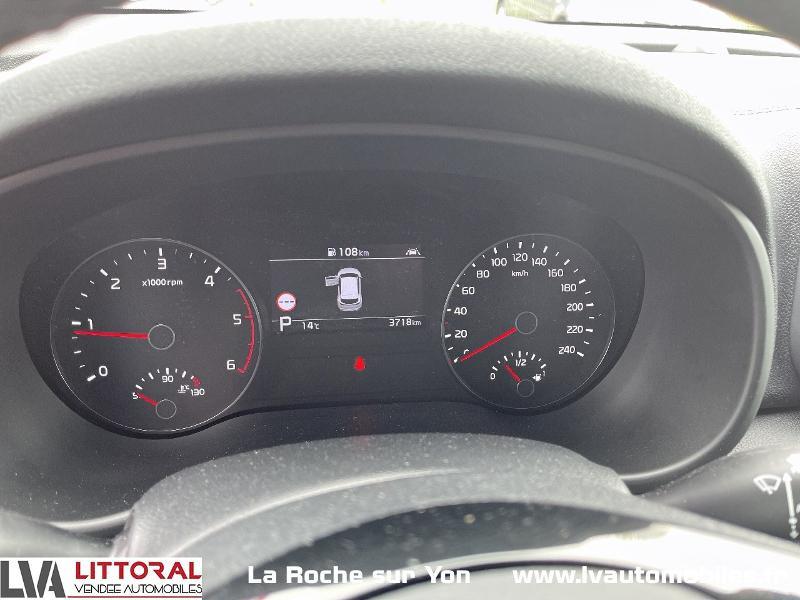 Photo 15 de l'offre de KIA Sportage 1.6 CRDi 136ch MHEV GT Line 4x2 DCT7 à 30990€ chez Littoral Vendée Automobiles Mouilleron Le Captif