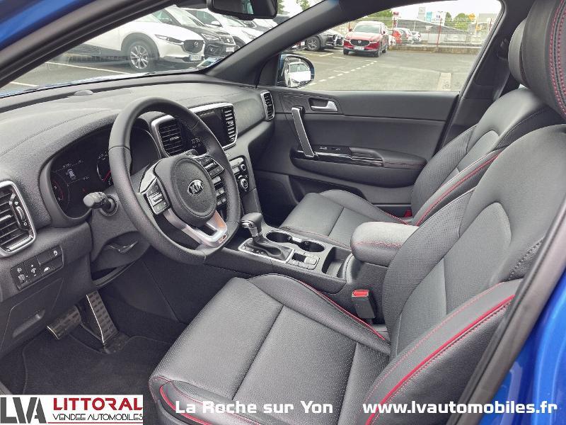 Photo 4 de l'offre de KIA Sportage 1.6 CRDi 136ch MHEV GT Line 4x2 DCT7 à 30990€ chez Littoral Vendée Automobiles Mouilleron Le Captif