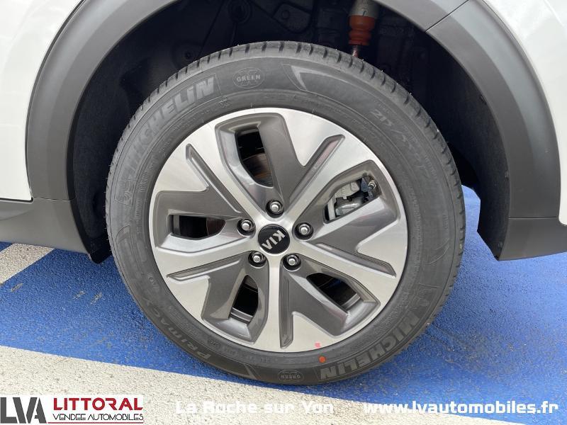 Photo 14 de l'offre de KIA e-Niro e-Design 204ch à 32890€ chez Littoral Vendée Automobiles Mouilleron Le Captif