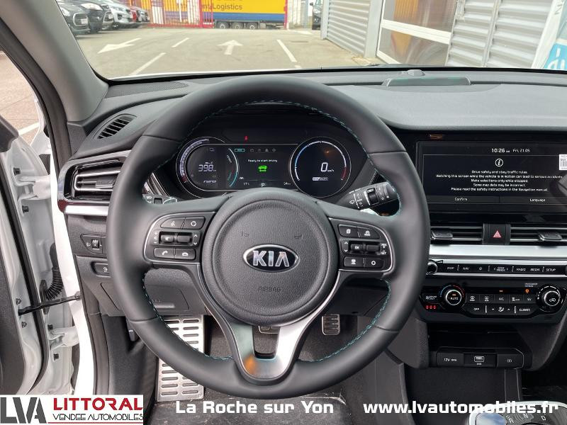 Photo 6 de l'offre de KIA e-Niro e-Design 204ch à 32890€ chez Littoral Vendée Automobiles Mouilleron Le Captif