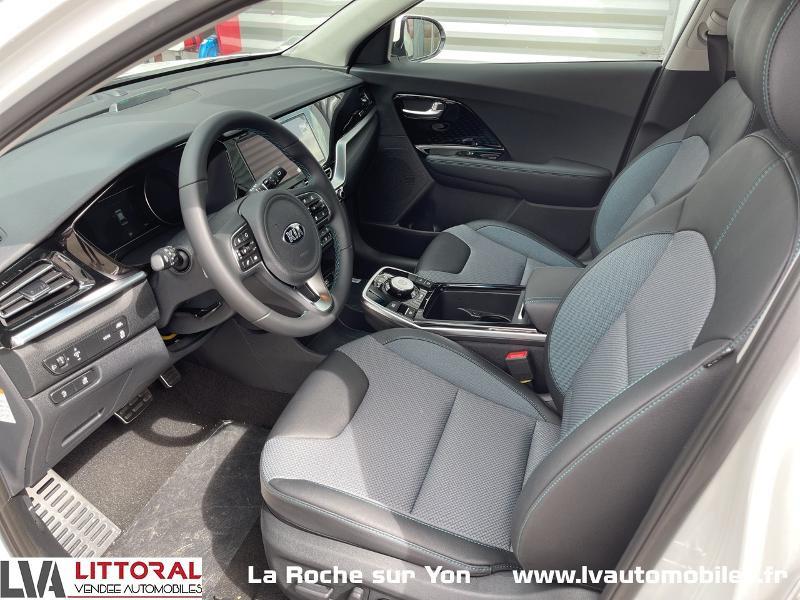 Photo 4 de l'offre de KIA e-Niro e-Design 204ch à 32890€ chez Littoral Vendée Automobiles Mouilleron Le Captif