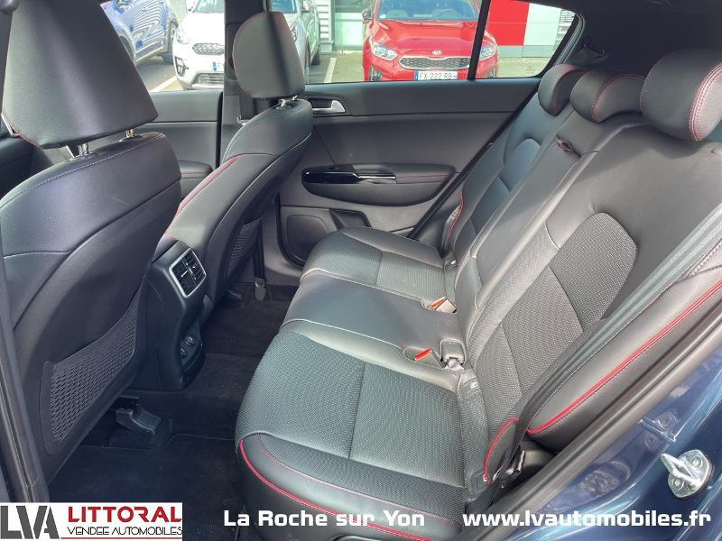 Photo 12 de l'offre de KIA Sportage 1.6 CRDi 136ch MHEV GT Line 4x2 à 29990€ chez Littoral Vendée Automobiles Mouilleron Le Captif