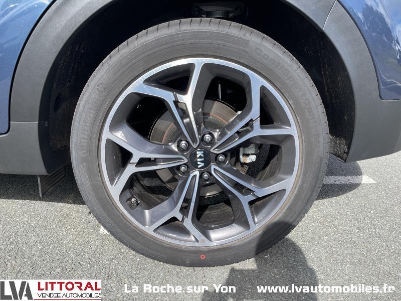 Photo 14 de l'offre de KIA Sportage 1.6 CRDi 136ch MHEV GT Line 4x2 à 29990€ chez Littoral Vendée Automobiles Mouilleron Le Captif