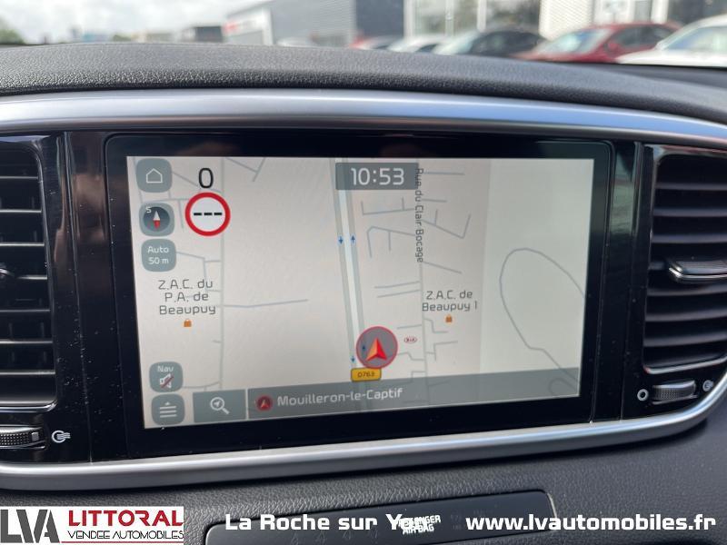 Photo 10 de l'offre de KIA Sportage 1.6 CRDi 136ch MHEV GT Line 4x2 à 29990€ chez Littoral Vendée Automobiles Mouilleron Le Captif