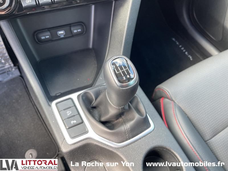 Photo 7 de l'offre de KIA Sportage 1.6 CRDi 136ch MHEV GT Line 4x2 à 29990€ chez Littoral Vendée Automobiles Mouilleron Le Captif