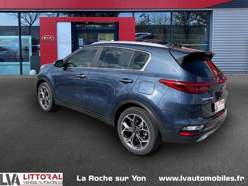 Photo 3 de l'offre de KIA Sportage 1.6 CRDi 136ch MHEV GT Line 4x2 à 29990€ chez Littoral Vendée Automobiles Mouilleron Le Captif