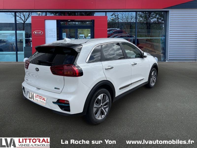 Photo 2 de l'offre de KIA e-Niro e-Design 204ch à 32890€ chez Littoral Vendée Automobiles Mouilleron Le Captif