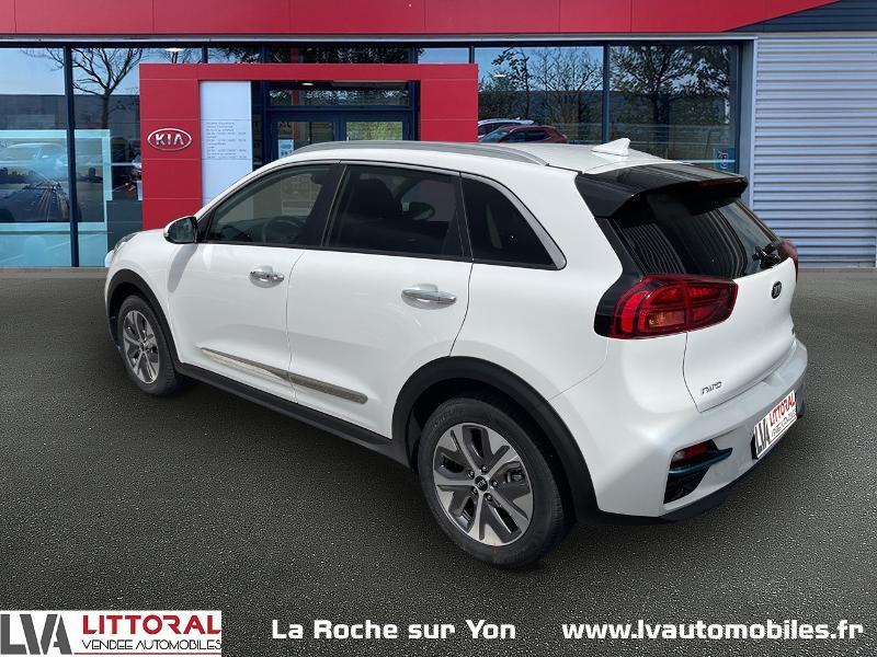 Photo 3 de l'offre de KIA e-Niro e-Design 204ch à 32890€ chez Littoral Vendée Automobiles Mouilleron Le Captif