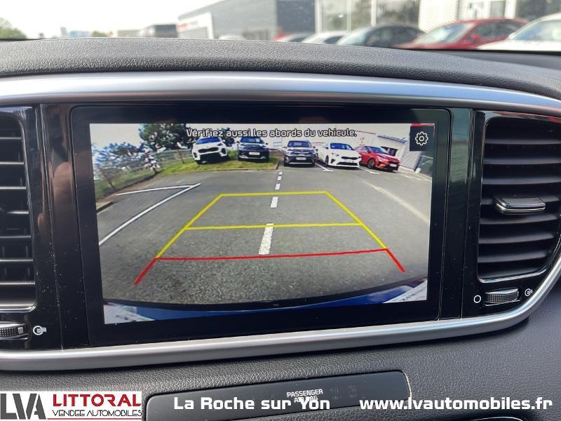 Photo 9 de l'offre de KIA Sportage 1.6 CRDi 136ch MHEV GT Line 4x2 à 29990€ chez Littoral Vendée Automobiles Mouilleron Le Captif
