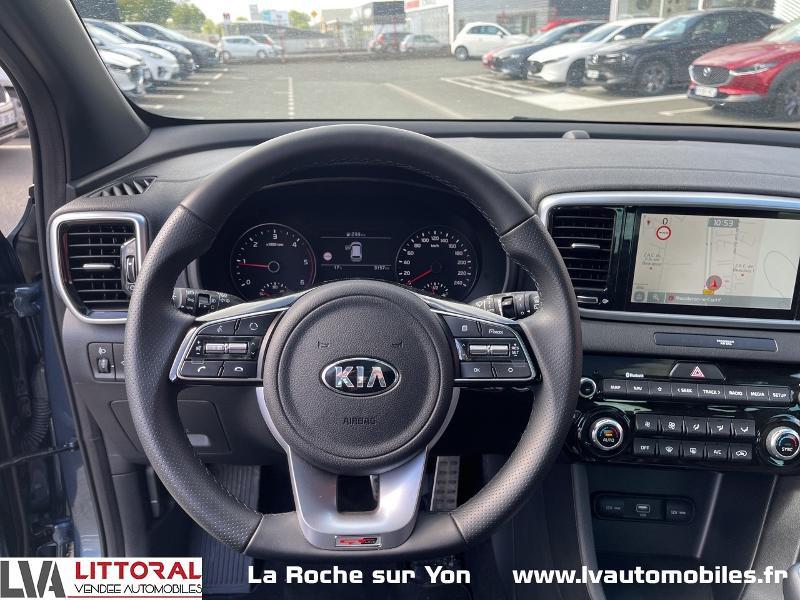 Photo 6 de l'offre de KIA Sportage 1.6 CRDi 136ch MHEV GT Line 4x2 à 29990€ chez Littoral Vendée Automobiles Mouilleron Le Captif