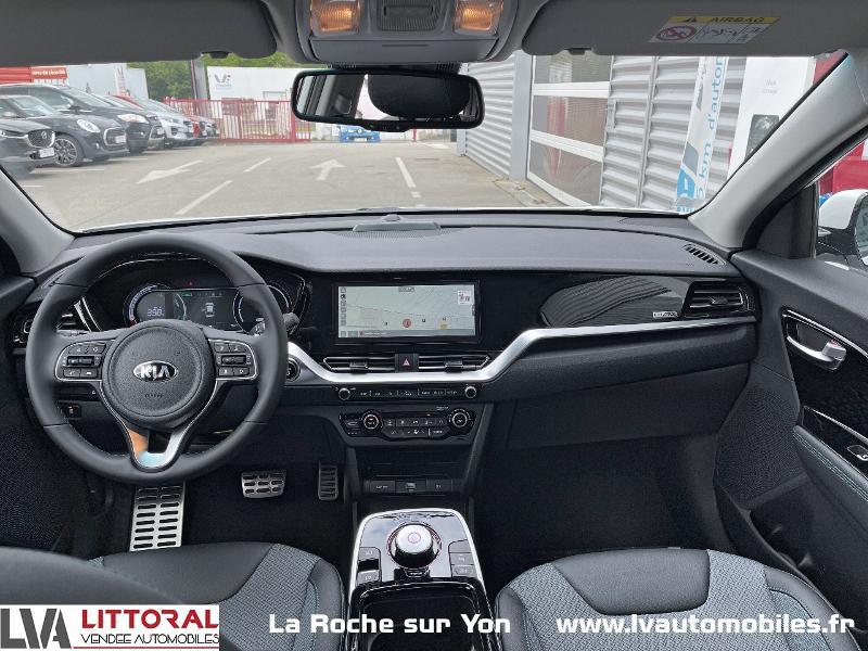 Photo 11 de l'offre de KIA e-Niro e-Design 204ch à 32890€ chez Littoral Vendée Automobiles Mouilleron Le Captif