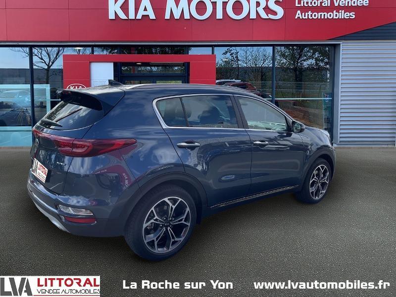 Photo 2 de l'offre de KIA Sportage 1.6 CRDi 136ch MHEV GT Line 4x2 à 29990€ chez Littoral Vendée Automobiles Mouilleron Le Captif