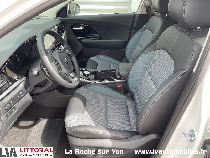 Photo 5 de l'offre de KIA e-Niro e-Design 204ch à 32890€ chez Littoral Vendée Automobiles Mouilleron Le Captif