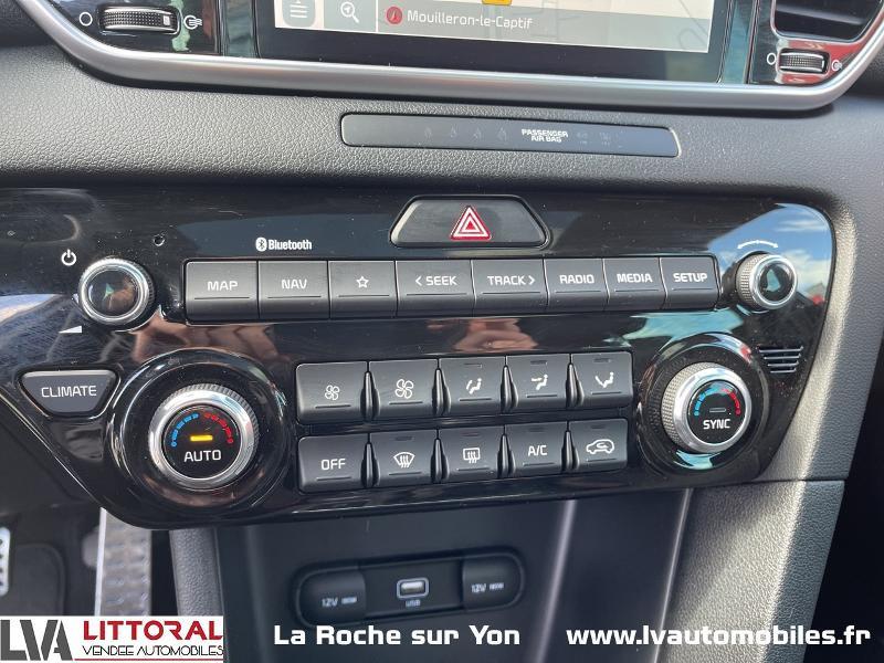 Photo 8 de l'offre de KIA Sportage 1.6 CRDi 136ch MHEV GT Line 4x2 à 29990€ chez Littoral Vendée Automobiles Mouilleron Le Captif