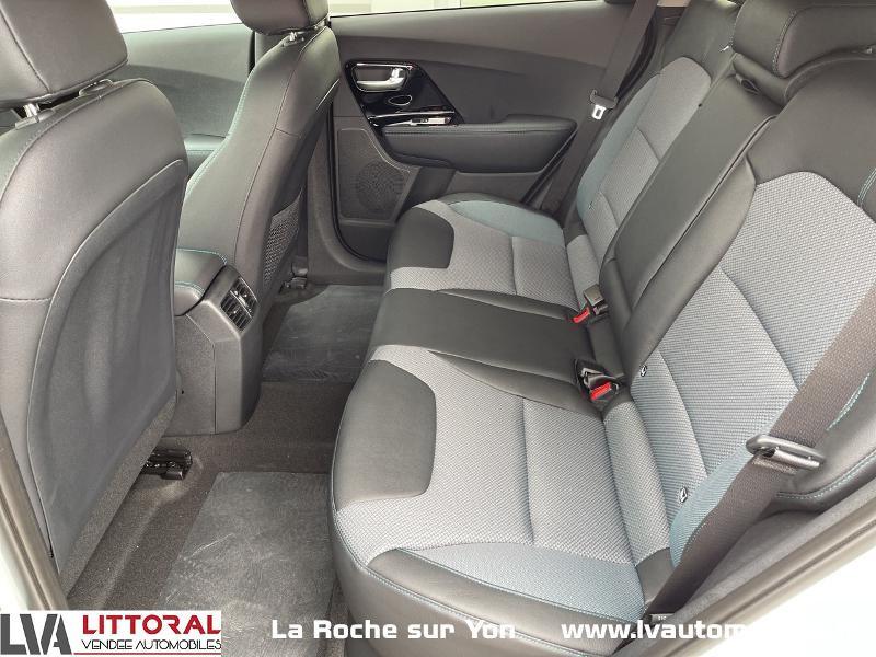 Photo 12 de l'offre de KIA e-Niro e-Design 204ch à 32890€ chez Littoral Vendée Automobiles Mouilleron Le Captif