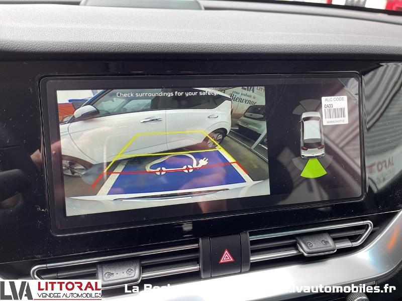 Photo 9 de l'offre de KIA e-Niro e-Design 204ch à 32890€ chez Littoral Vendée Automobiles Mouilleron Le Captif