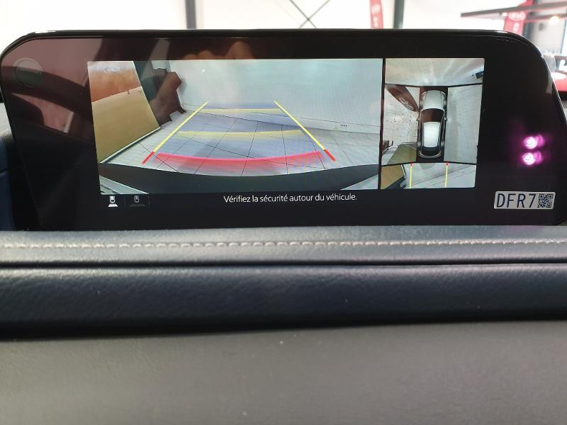 Photo 6 de l'offre de MAZDA CX-30 2.0 Skyactiv-G M-Hybrid 122ch Style 2020 à 25990€ chez Littoral Vendée Automobiles Mouilleron Le Captif