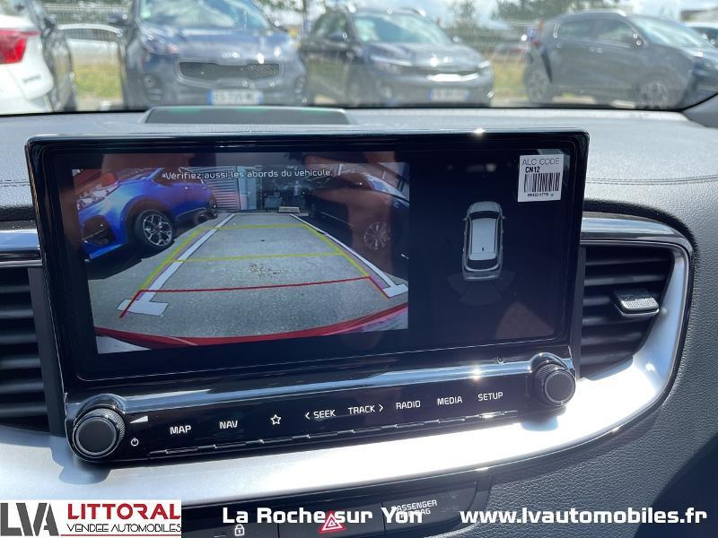 Photo 9 de l'offre de KIA Ceed SW 1.6 GDi 105ch + Plug-In 60.5ch Active DCT6 à 29990€ chez Littoral Vendée Automobiles Mouilleron Le Captif