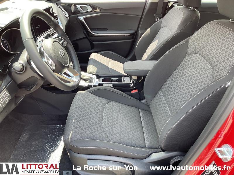 Photo 5 de l'offre de KIA Ceed SW 1.6 GDi 105ch + Plug-In 60.5ch Active DCT6 à 29990€ chez Littoral Vendée Automobiles Mouilleron Le Captif